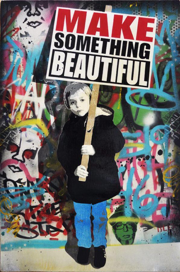 Street Art Uae Artist For Hire Protest Art Art Street Art