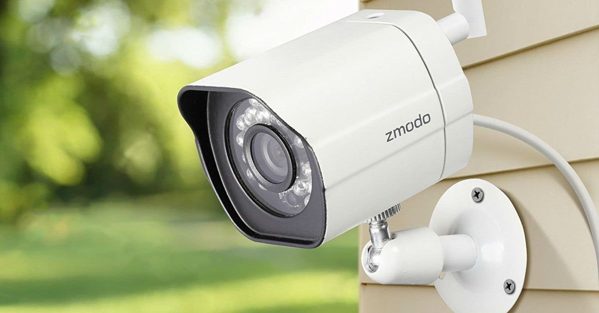 The Best Outdoor Security Cameras For 2021 Digital Trends Security Cameras For Home Security Camera Installation Home Security