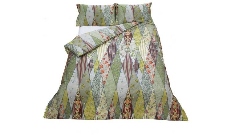Buy The Chateau Angel Strawbridge Wallpaper Bedding Set Super K Duvet Cover Sets Argos Duvet Cover Sets Bedding Set Angel Strawbridge