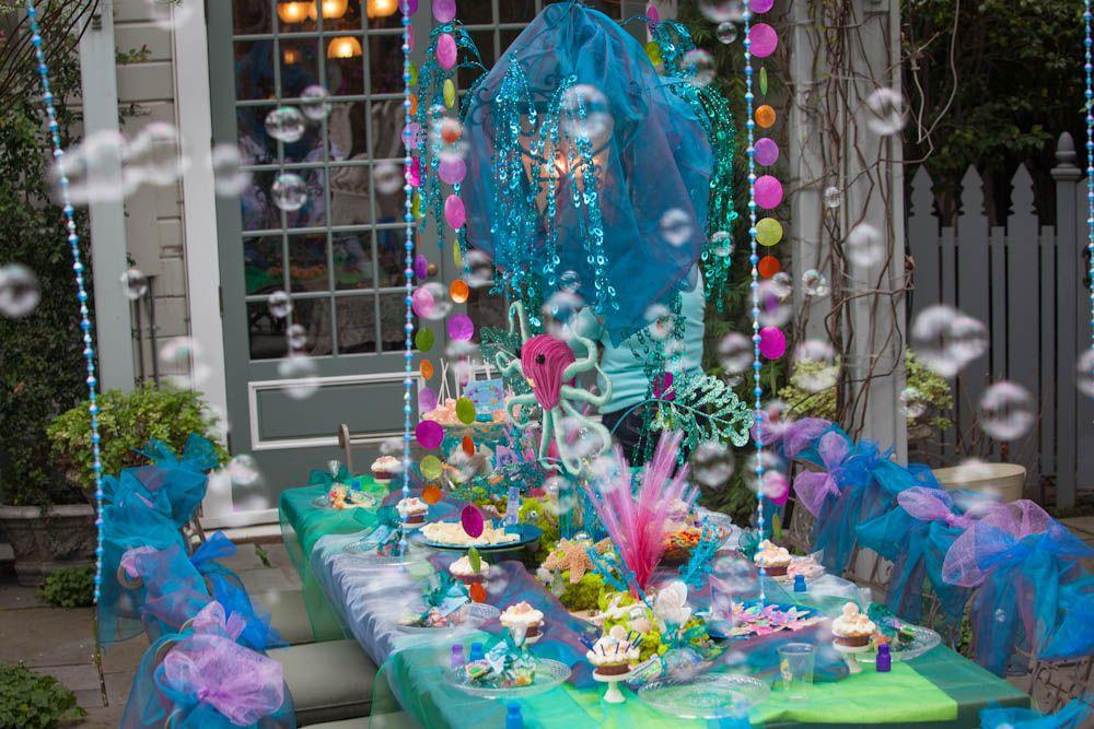 mermaid bubble machine