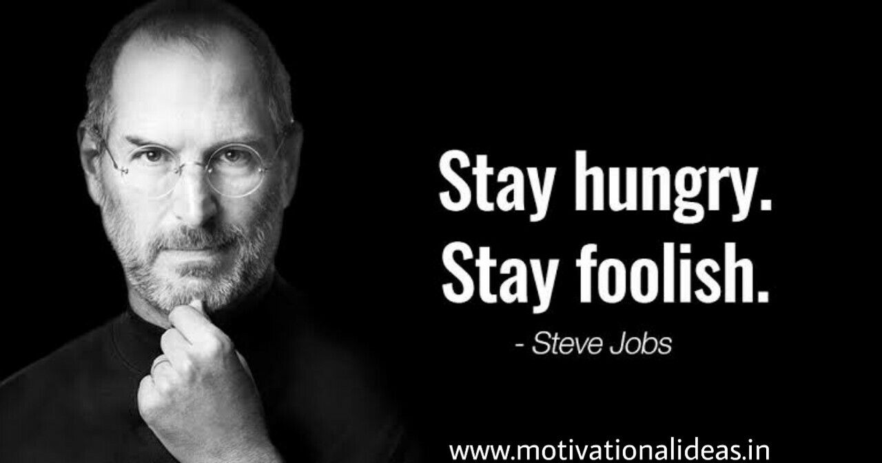 30 Motivational Quotes by Steve Jobs Job quotes, Steve