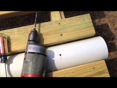 Irobodude From Huntsville Alabama Hybrid Rain Gutter Grow System Step By Step Ep 3 Grow System Rain Gutters Gutter