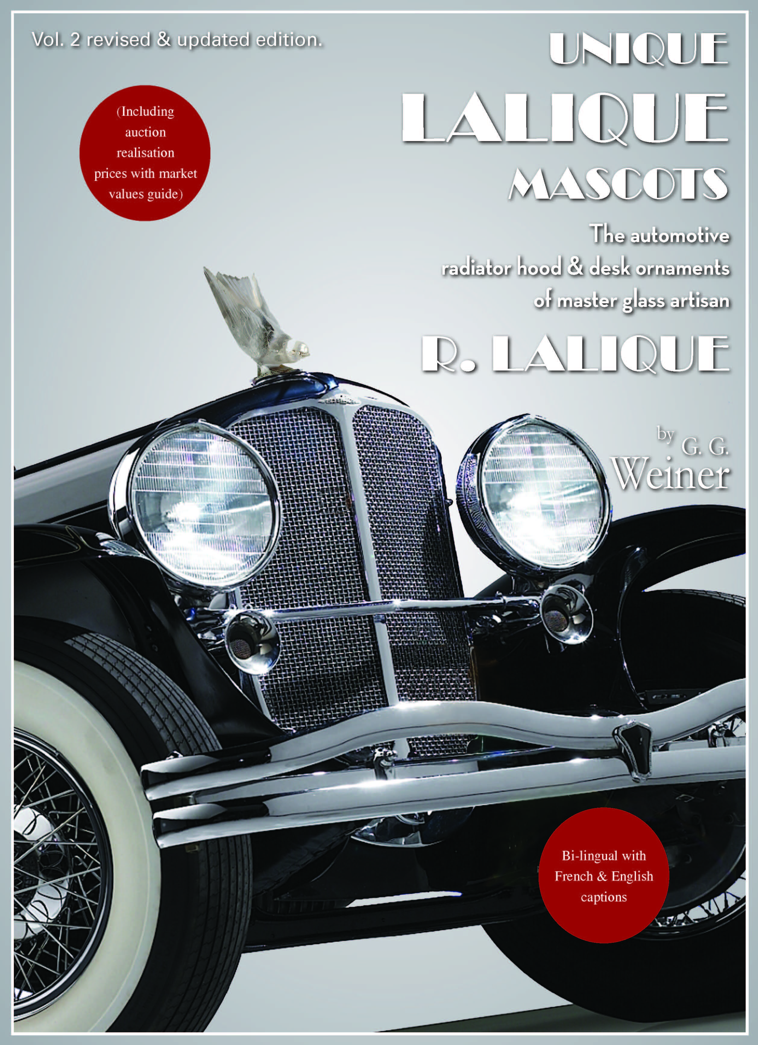 The new Lalique book is here! | René Lalique Car Ornaments ...