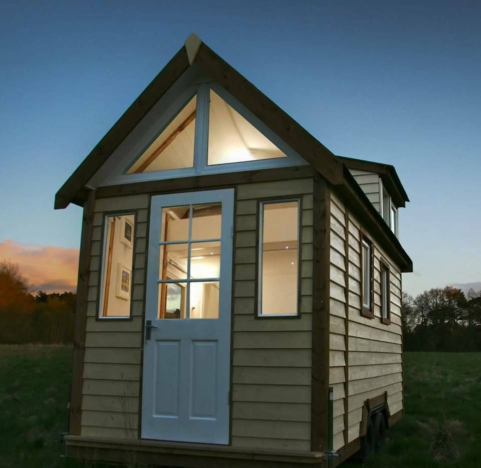 Cheap Rentals Homes: $2500 To Build Your Own Mini Home On Wheels.
