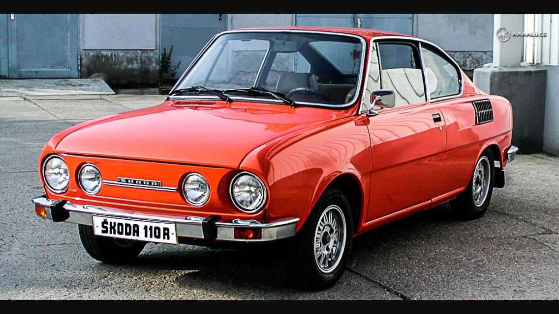 Škoda Rapid 1970