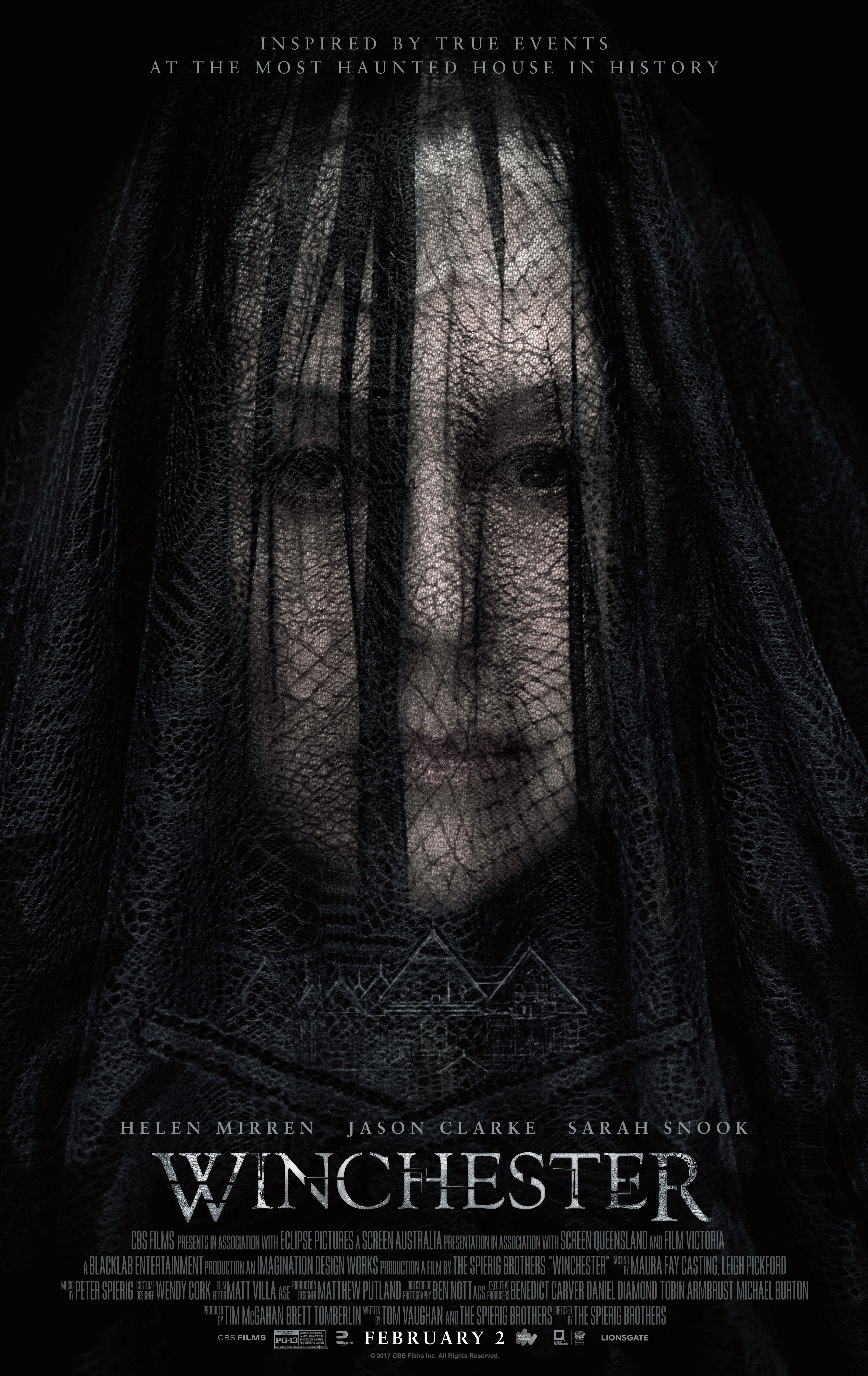 Check Out The Trailer Of Winchester Starring Helen Mirren Winchestermovie Helenmirren Streaming Movies Movies To Watch Free Free Movies Online