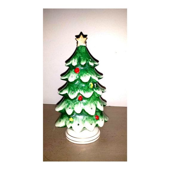 Lefton Noel Christmas Tree Hors Du0027oeuvres By JunkYardBlonde