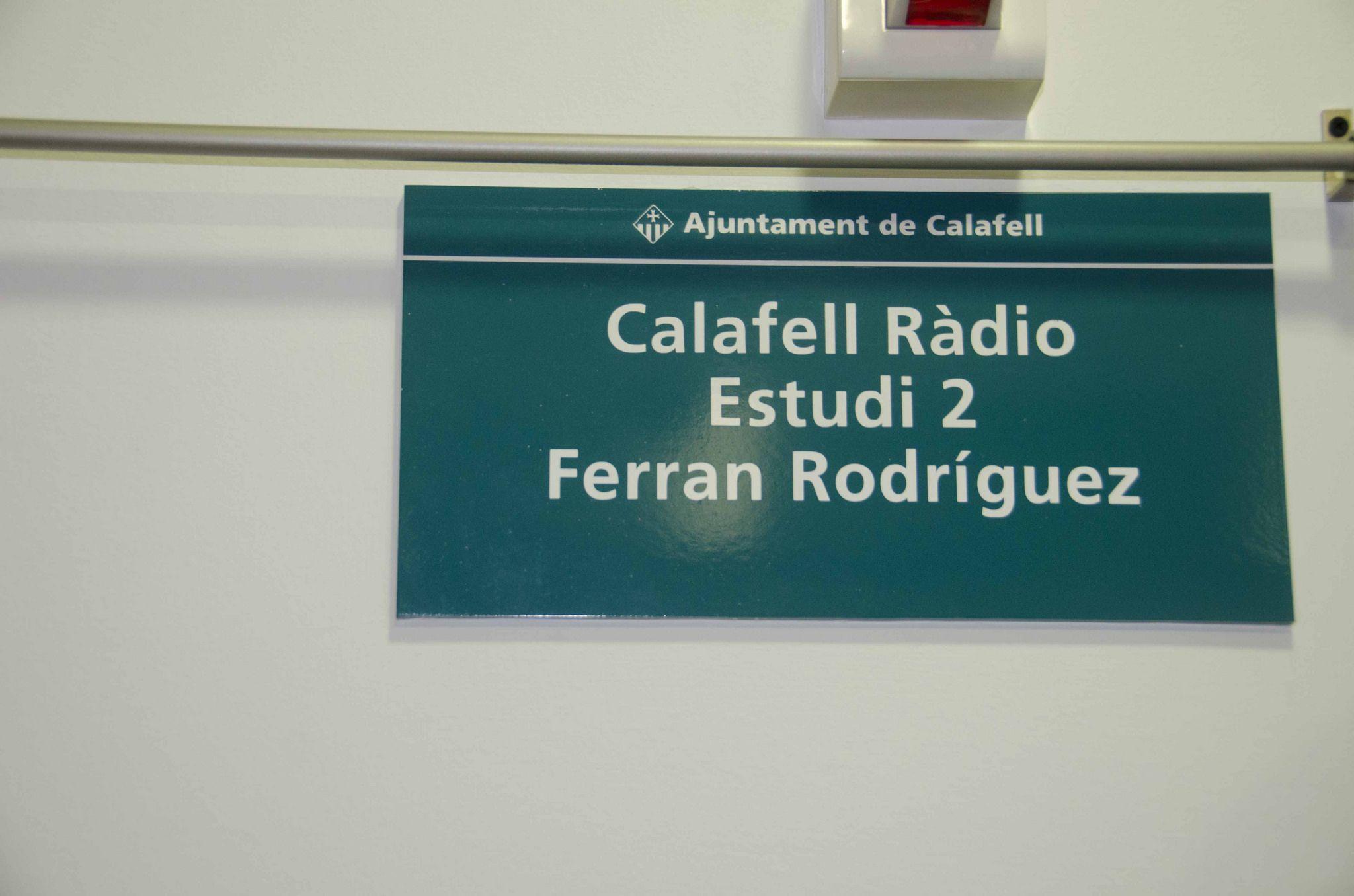 Nº3448 Homenatge A Ferran Rodriguez Locutor De Calafell Radio 12 9 2015 Radio Jordi