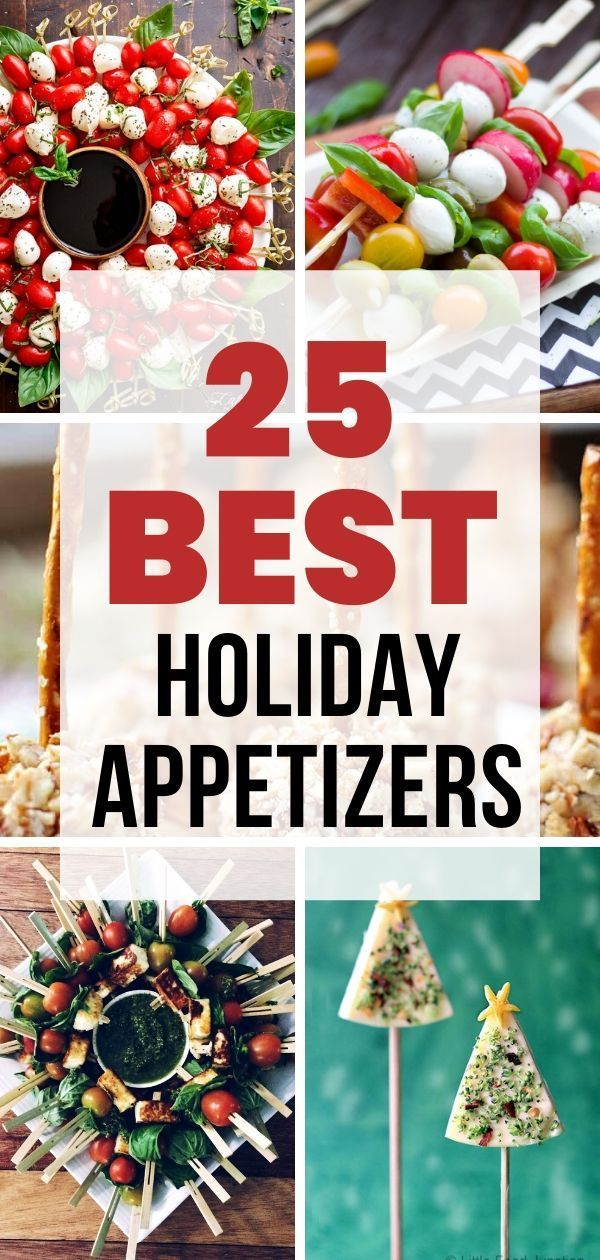 Photo of 25+ Christmas Finger Food Recipes – Suburban Simplicity