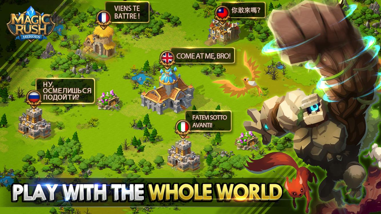 Magic Rush Heroes screenshot (Có hình ảnh)