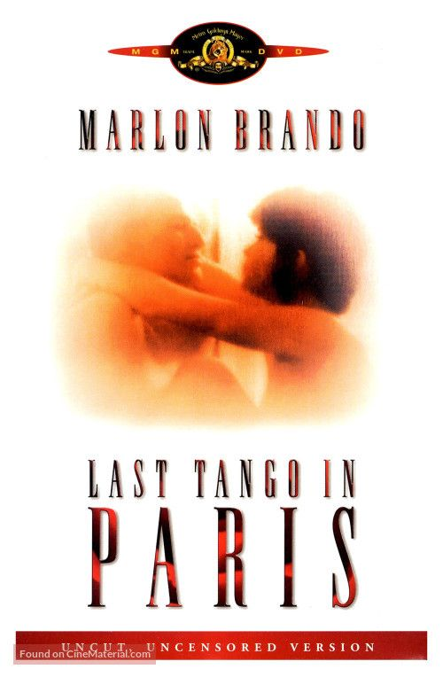 Last Tango In Paris Actually Saw This While I Was Living In Paris