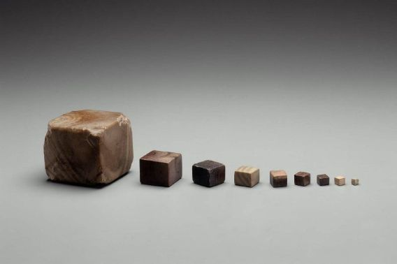 Cubic weight Indus Valley Civilization, about 2600–1900 B.C. - Museum of Fine Arts Boston