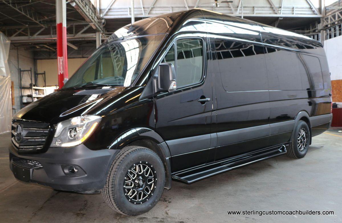 Luxury Custom Mercedes Benz Sprinter Vans For Sale Looking For