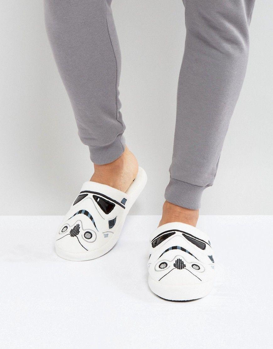 7a38c6da74 Star Wars Storm Trooper Slippers  starwars  stormtrooper  slippers   dresstosuccessmina