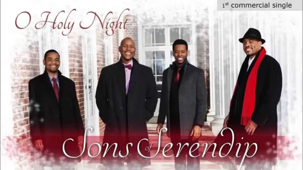 Sons of Serendip - O Holy Night | Crimbo and all things festive ...