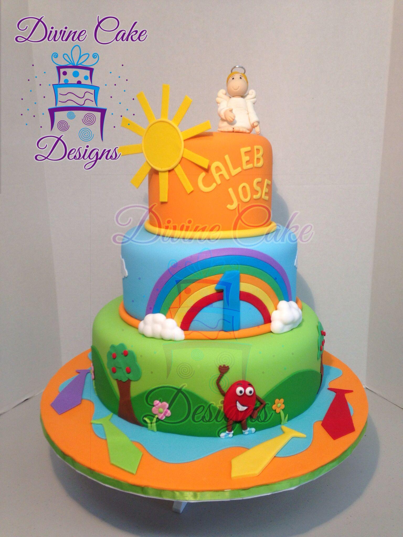 Atencion Atencion Kids Birthday Cakes Birthday