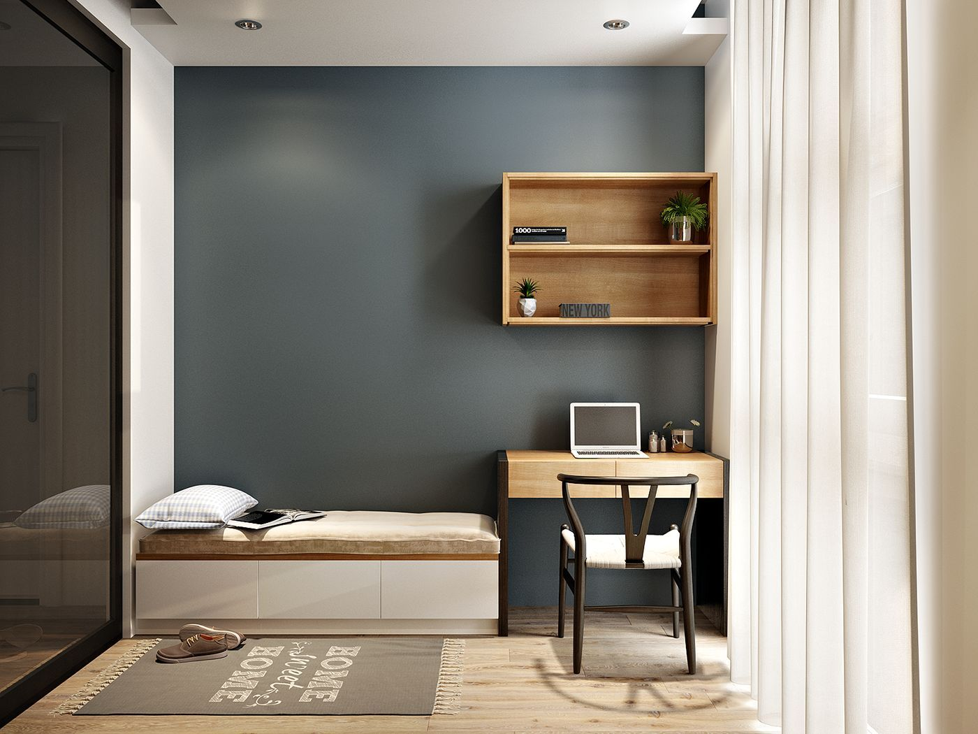 Sophisticated Small Bedroom Designs Small bedroom