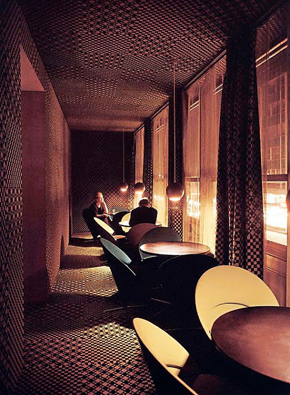 the astoria hotel and restaurant in trondheim norway 1960