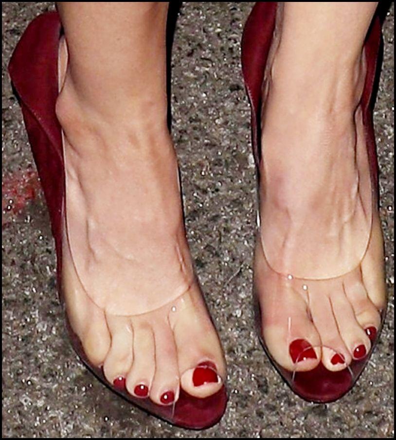 Ricci feet christina 59 Christina
