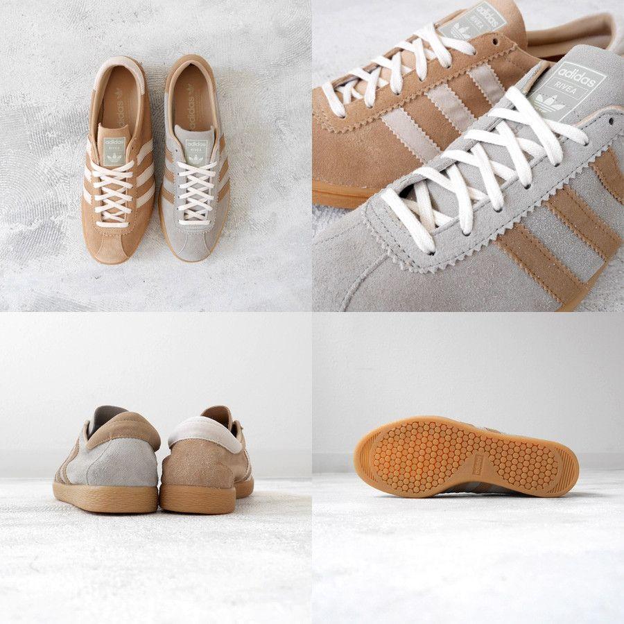 Adidas Tobacco Rivea Shoes
