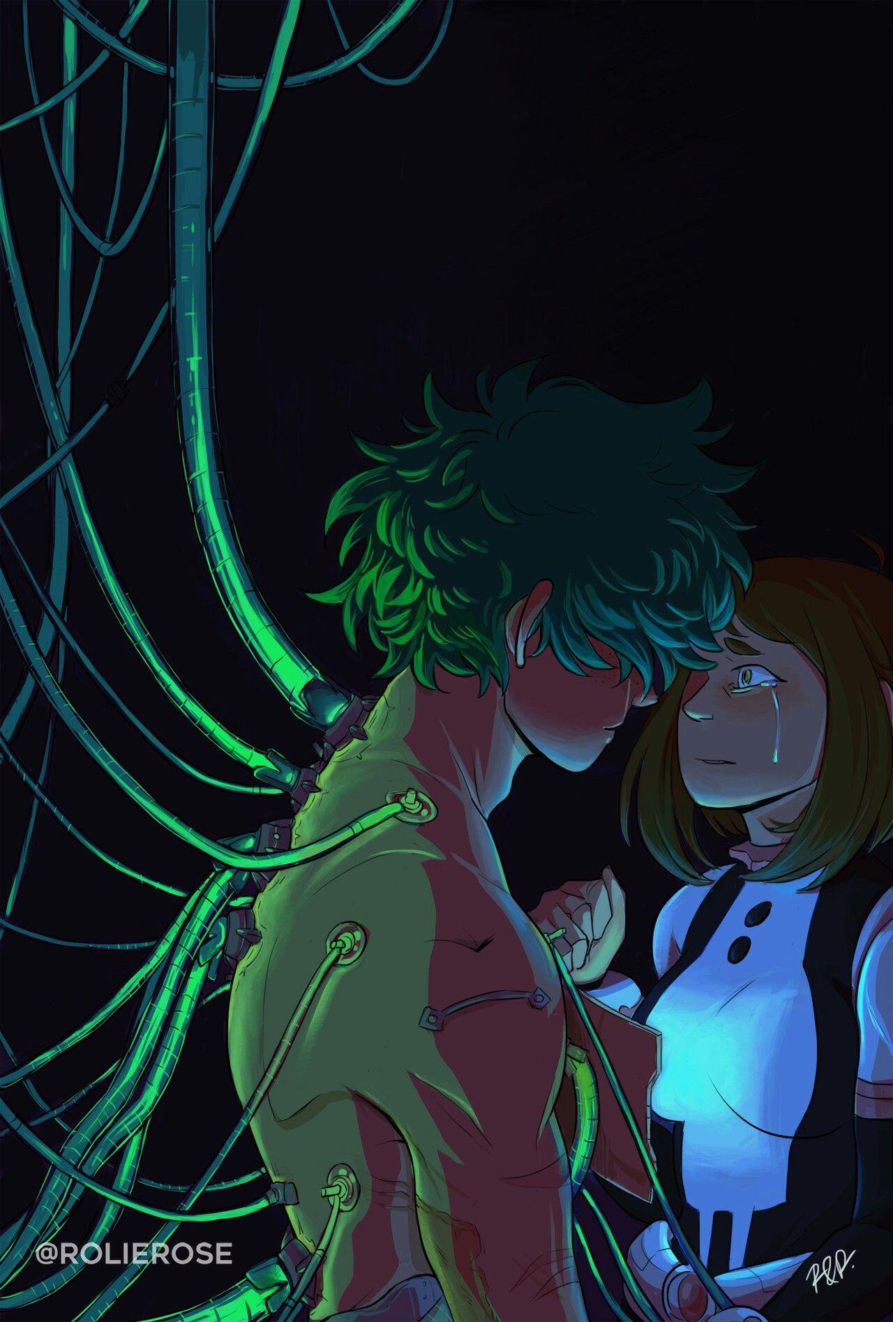 Que zad 😢😢😢 Parejas de anime manga, Dibujos, Heroe