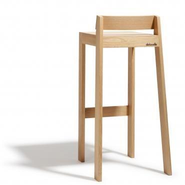 tabouret PilPil en chêne hauteur 60 ou 75 cm | Take A Seat ...