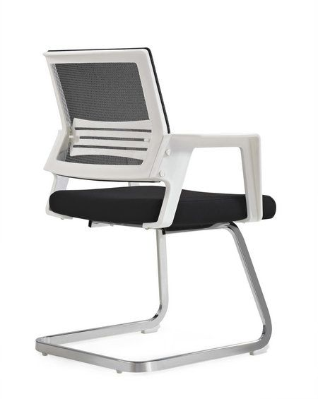 modern office furniture made in china mesh design visitor meeting room chair no wheels modern office chair no h79 chair