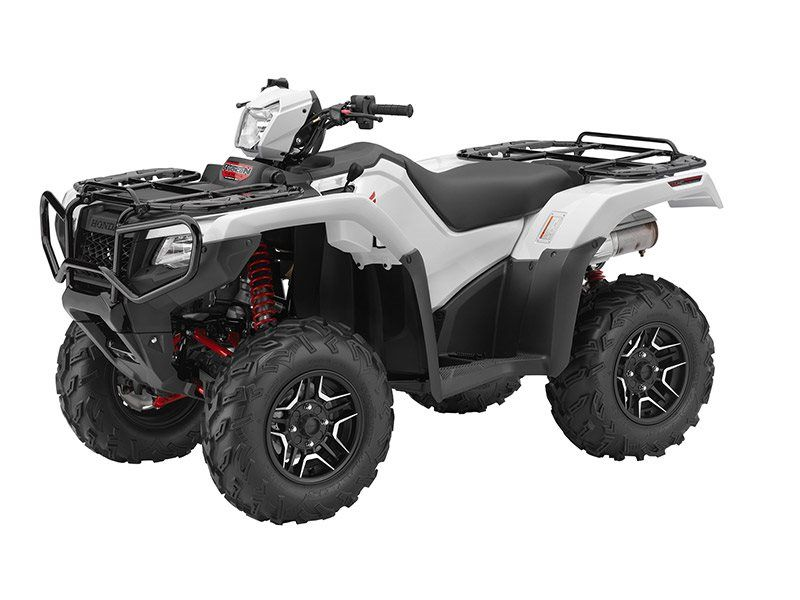 The 2016 Rubicon 4x4 DCT EPS Deluxe is a premium ATV that