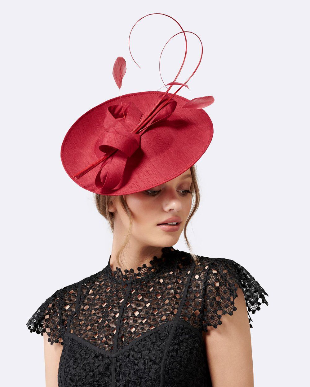 huge discount where to buy special section Maddie Traditional Fascinator | Fascinator, Traditional, Forever new