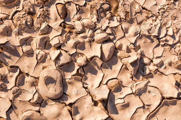 Scorched Earth ...  background, beach, brown, day, earth, ground, mud puddle, natural, pattern, rupture, sand, stone, the result of the sun, trail, wallpaper, water