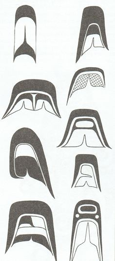 Pacific Northwest Indian Mask