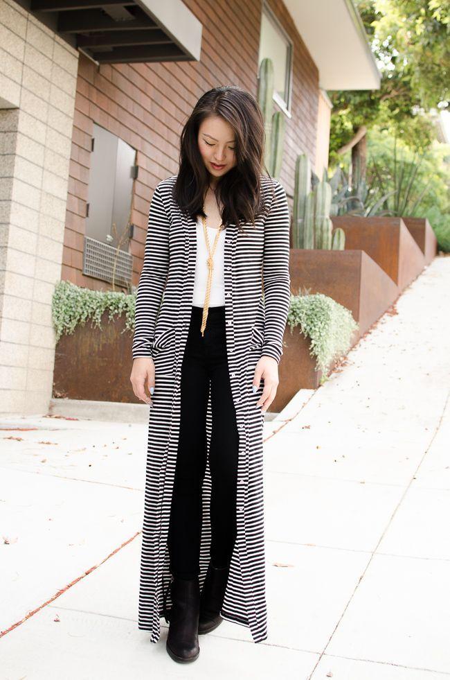 5 Stylish Ways to Wear Printed Cardigan | Urban chic outfits ...
