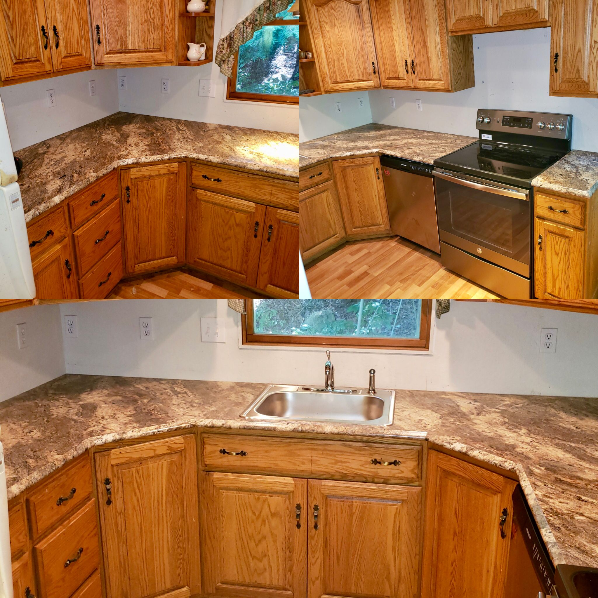 This Elderly Gentleman S Kitchen Turned Out Perfectly This All