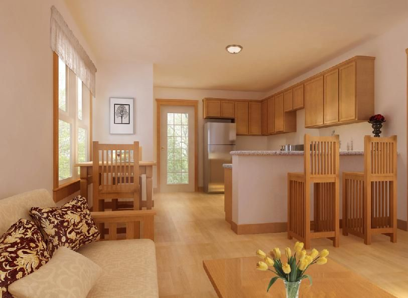 Craftsman Bungalow Kitchens