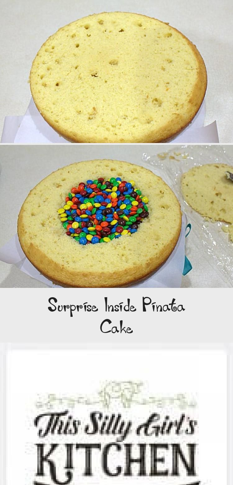 Photo of Surprise Inside Pinata Cake – Cake