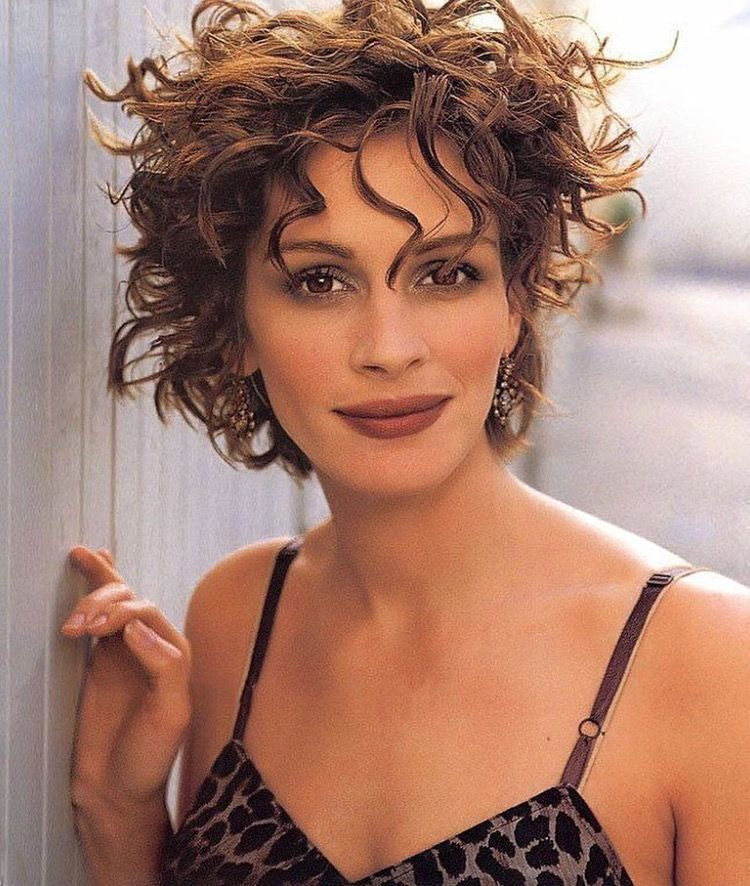 Julia roberts new haircut