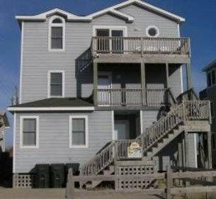 ocean views! Private boardwalk to the beach w/ dune deck. Game room has new Flat Screen TV/DVD, a pool table, and kitchenette for convenience. ...