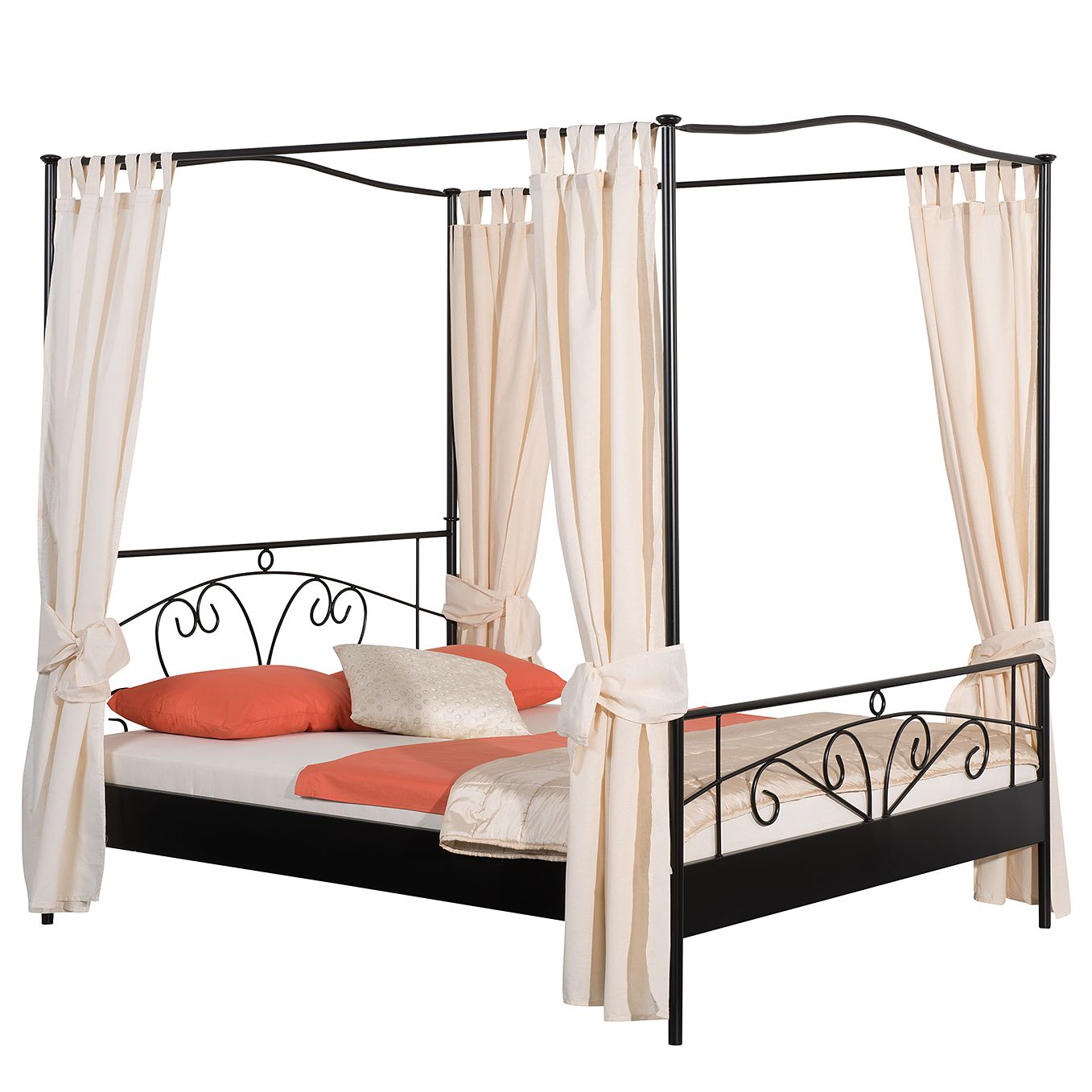 Home24 Himmelbett Olbia In 2019 Betten Home Decor Bed