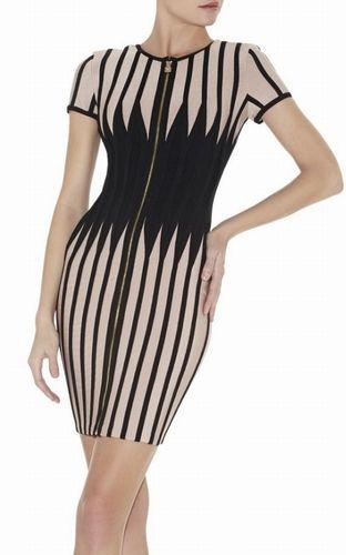 Vertical Lines In Fashion Design Herve Leger Vertical Line