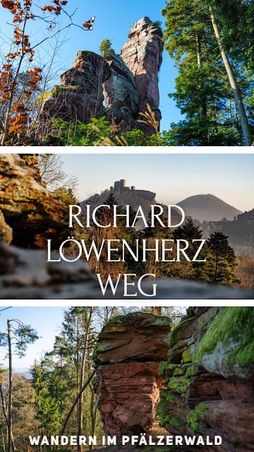 Richard-Löwenherz-Weg | Annweiler am Trifels | Wandern Südliche Weinstraße