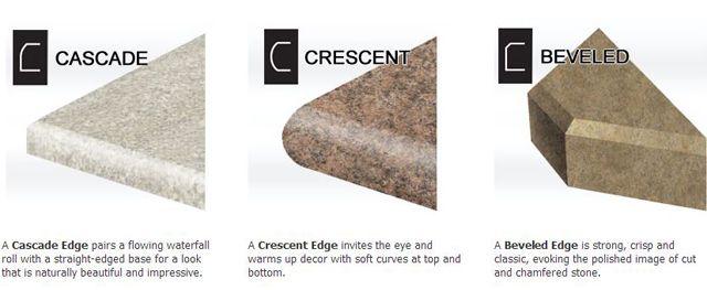 Basements · Wilsonart Decorative Edges For Their Laminate Countertops.
