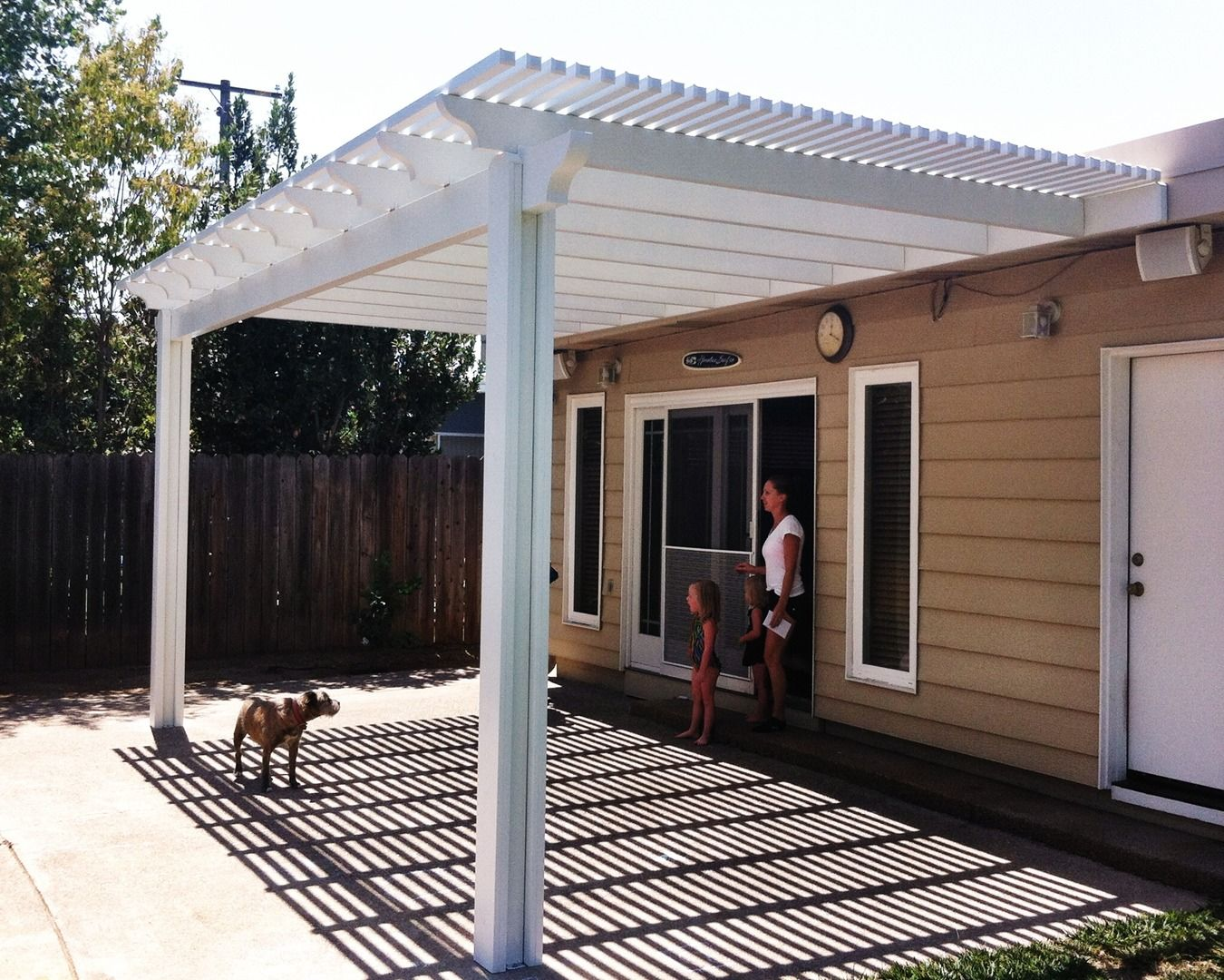 Spaid Company Patio Cover Designs Aluminum Patio Covers Patio
