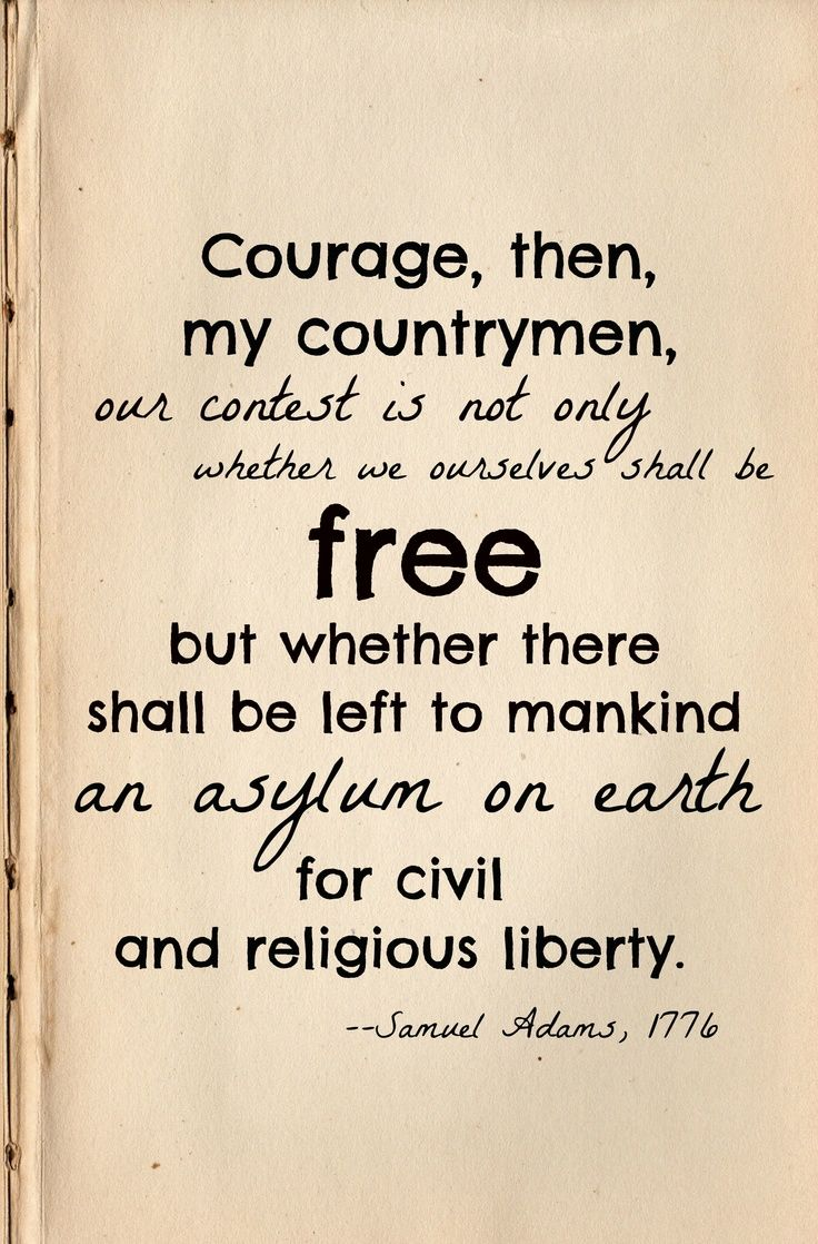 Founding Fathers Founding Fathers Quotes Founding Fathers Samuel Adams