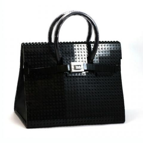 LEGO 'Tribute To Hermés' Birkin Bag