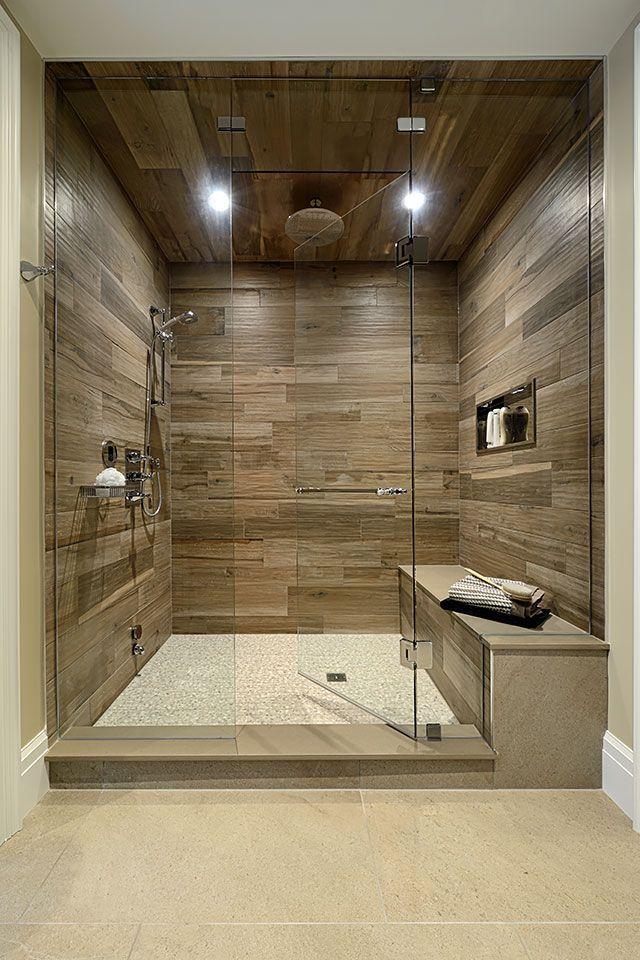Photo of New Craftsman Style | Jane Lockhart Interior Design #showerremodel New Craftsman…