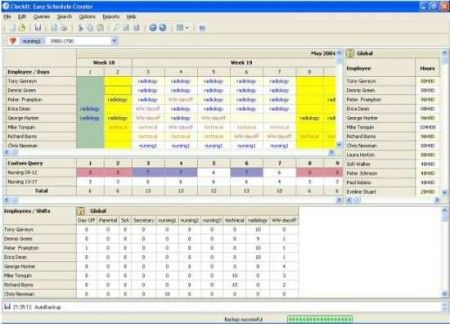 Here we list 3 best free employee scheduling software which is used