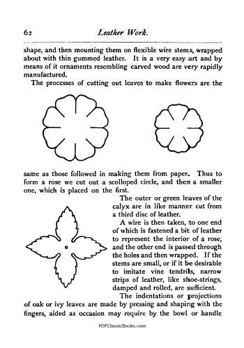 Leather work a practical manual for learners leatherworking leather work a practical manual for learners leatherworking leathercraft crafts hobbies pdf classic books fandeluxe Image collections