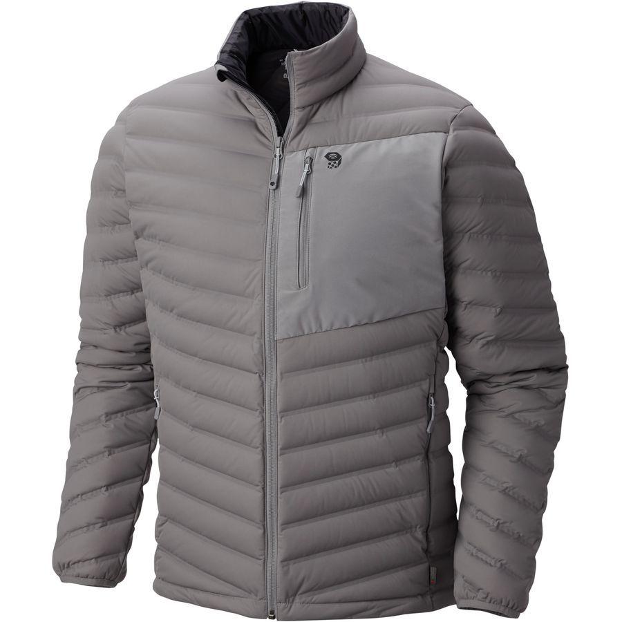 Mountain Hardwear StretchDown Jacket Men's Manta