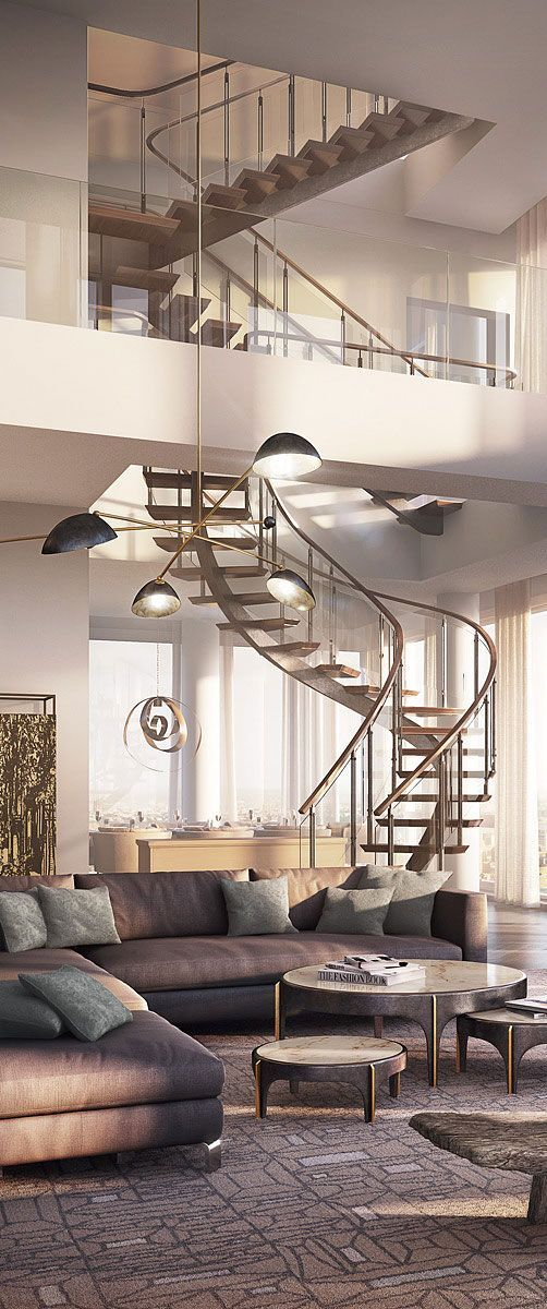 Contemporary Home Décor in the Heart of NYC The most inspiring