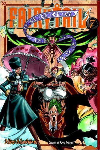 Fairy Tail, Volume 7
